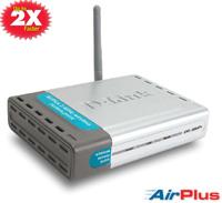 D-LINK DWL-900+ Wireless WLAN 11 und 22 MBit Accesspoint/Bridge